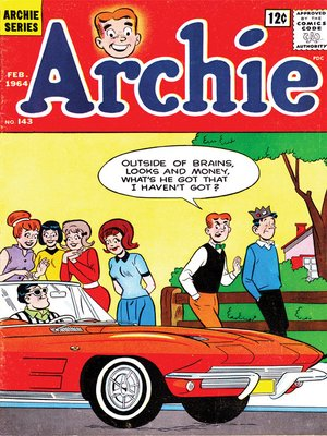 cover image of Archie (1960), Issue 143
