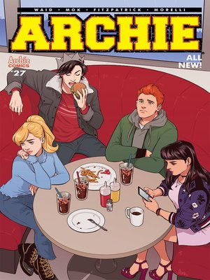 cover image of Archie (2015), Issue 27