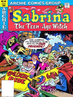 cover image of Sabrina the Teenage Witch (1971), Issue 69