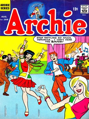 cover image of Archie (1960), Issue 166