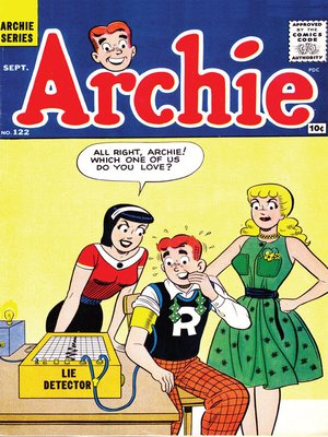cover image of Archie (1960), Issue 122