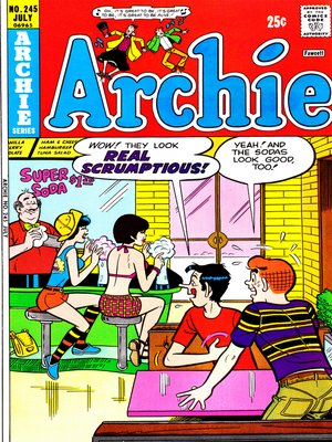 cover image of Archie (1960), Issue 245