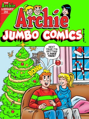 cover image of Archie Comics Double Digest (1984), Issue 294