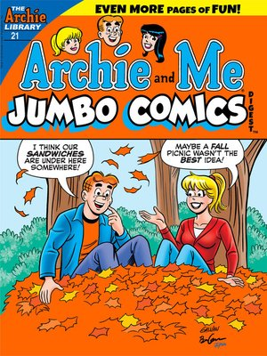 cover image of Archie & Me Comics Digest (2017), Issue 21
