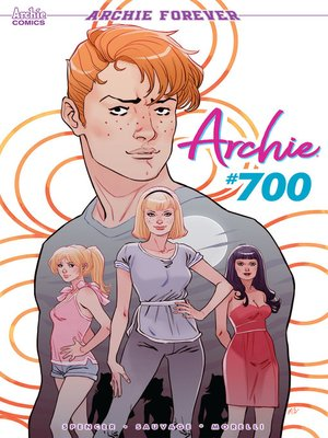 cover image of Archie (2015), Issue 700
