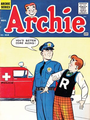 cover image of Archie (1960), Issue 114