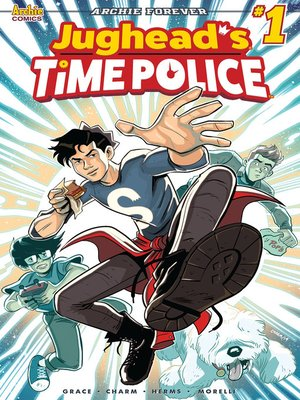 cover image of Jughead's Time Police (2019), Issue 1