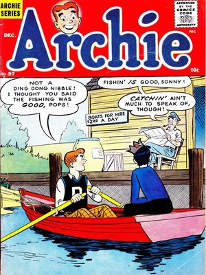 cover image of Archie (1960), Issue 97