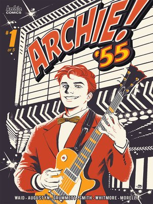 cover image of Archie: 1955 (2019), Issue 1