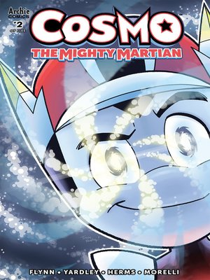 cover image of Cosmo: The Mighty Martian (2019), Issue 2