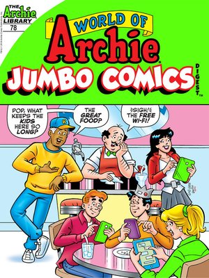 cover image of World of Archie Double Digest (2010), Issue 78