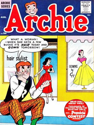 cover image of Archie (1960), Issue 94