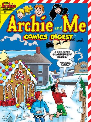 cover image of Archie & Me Comics Digest (2017), Issue 12