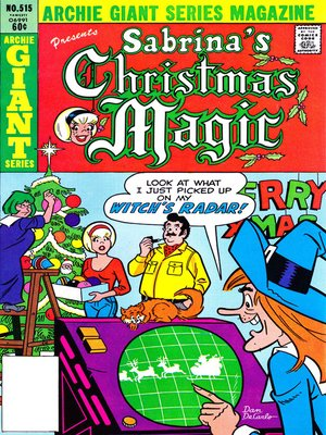 cover image of Sabrina's Christmas Magic (2014), Issue 11