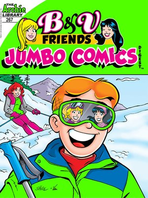 cover image of Betty & Veronica Friends Comics Digest (2010), Issue 267
