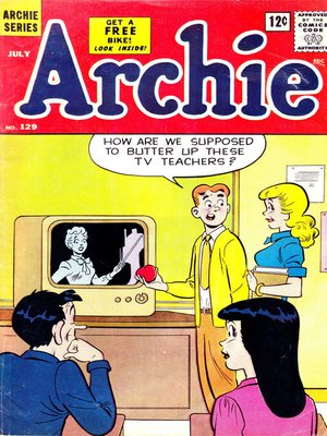 cover image of Archie (1960), Issue 129