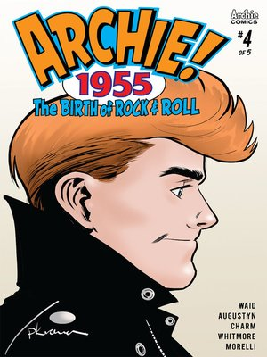 cover image of Archie 1955 (2019), Issue 4