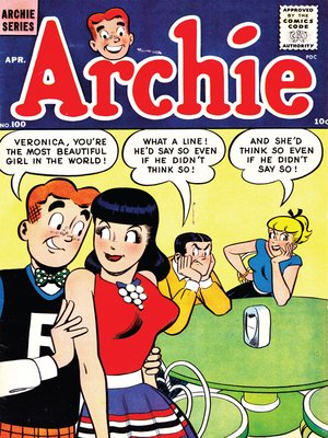 cover image of Archie (1960), Issue 100