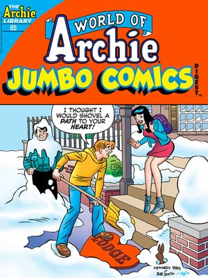 cover image of World of Archie Double Digest (2010), Issue 85