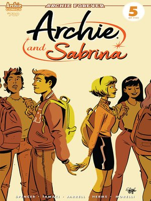 cover image of Archie (2015), Issue 709