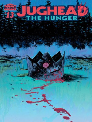 cover image of Jughead: The Hunger (2017), Issue 13
