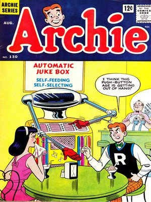 cover image of Archie (1960), Issue 130