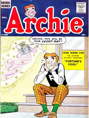 cover image of Archie (1960), Issue 106