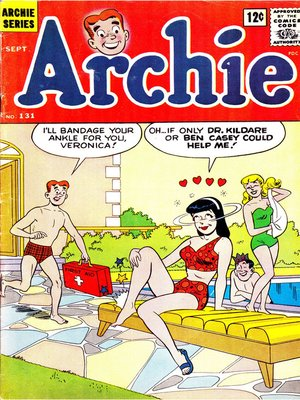 cover image of Archie (1960), Issue 131
