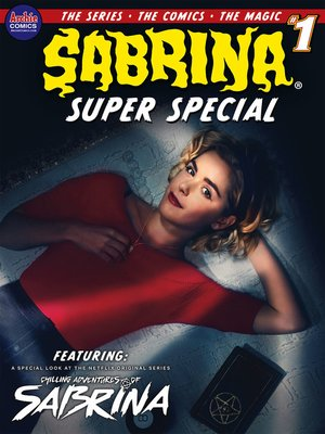 cover image of Sabrina Super Special (2019), Issue 1