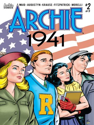cover image of Archie: 1941 (2018), Issue 2