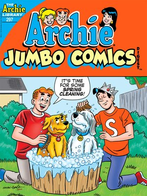 cover image of Archie Comics Double Digest (1984), Issue 297