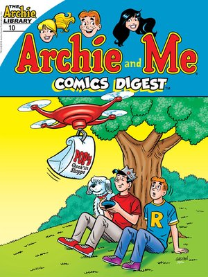 cover image of Archie & Me Comics Digest (2017), Issue 10