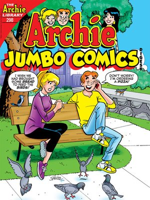 cover image of Archie Comics Double Digest (1984), Issue 298