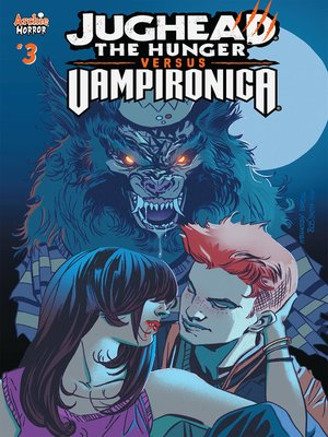 cover image of Jughead the Hunger vs Vampironica (2019), Issue 3