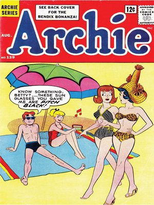 cover image of Archie (1960), Issue 139