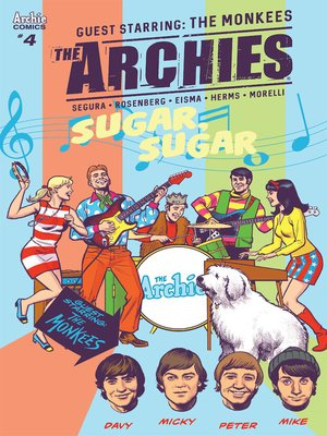 cover image of The Archies (2017), Issue 4