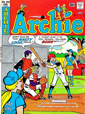 cover image of Archie (1960), Issue 255