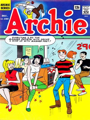 cover image of Archie (1960), Issue 160
