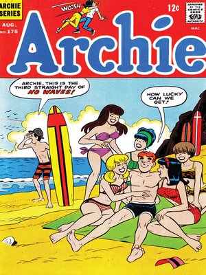 cover image of Archie (1960), Issue 175