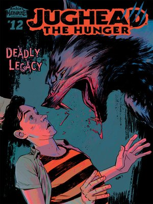 cover image of Jughead: The Hunger (2017), Issue 12
