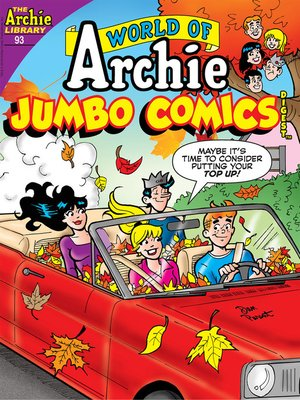 cover image of World of Archie Double Digest (2010), Issue 93