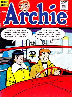 cover image of Archie (1960), Issue 99