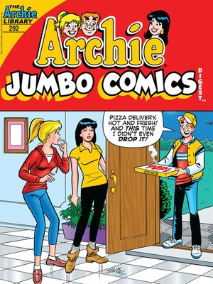 cover image of Archie Comics Double Digest (1984), Issue 292