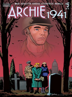 cover image of Archie: 1941 (2018), Issue 5