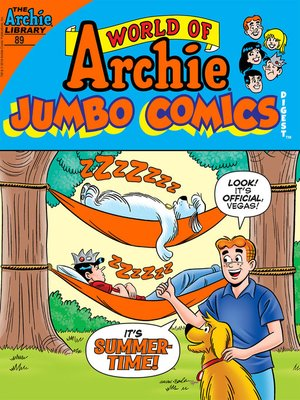 cover image of World of Archie Double Digest (2010), Issue 89