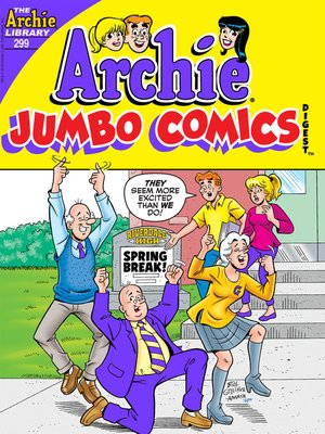 cover image of Archie Comics Double Digest (1984), Issue 299