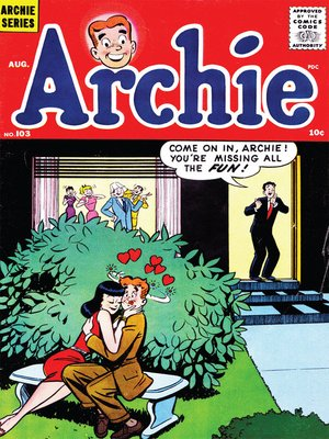 cover image of Archie (1960), Issue 103
