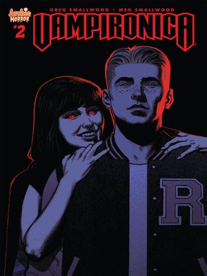 cover image of Vampironica (2018), Issue 2