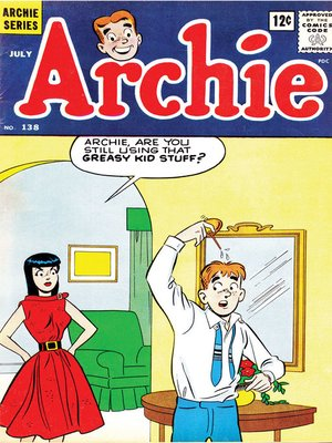 cover image of Archie (1960), Issue 138