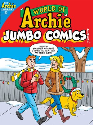 cover image of World of Archie Double Digest (2010), Issue 83